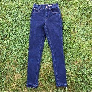 Garage Premium Ultra High-Rise Skinny Jeans